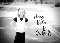 Pearcy Goes to School!